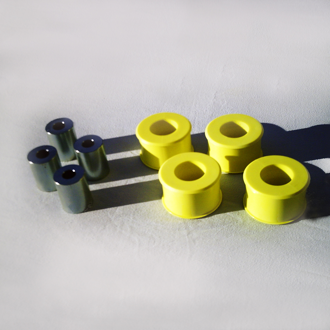 Polyurethane Bushings Kit for G-Wagen Radius Arm Front Axle